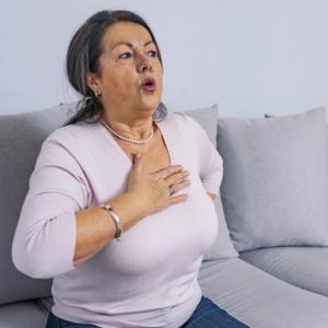 É uma crise de pânico ou uma parada cardíaca?