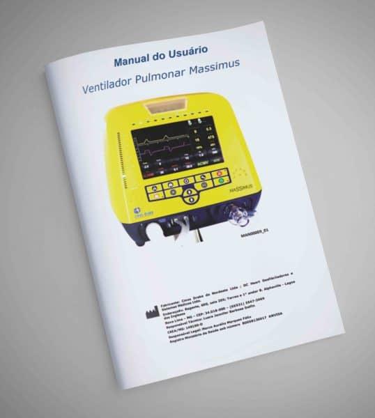 Manual Ventilador Massimus