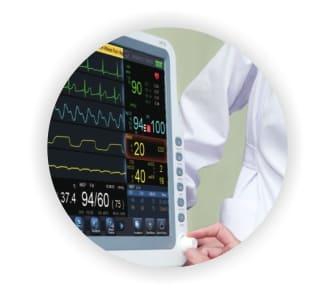 monitor multiparametrico - Desempenho e Usabilidade