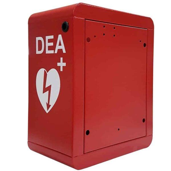 cabine vermelha DEA