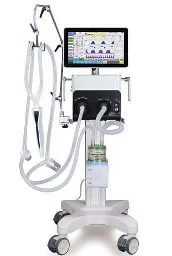 ventilador pulmonar solomon