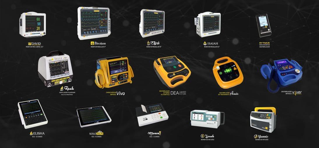 Conheça os equipamentos médicos da CMOS DRAKE