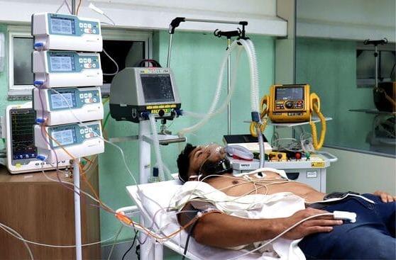 Equipamentos hospitalares da CMOS DRAKE