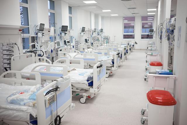 Principais equipamentos médicos